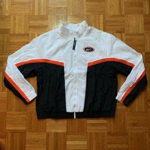 Nike Basketball Throwback Woven Windbreaker Jacket